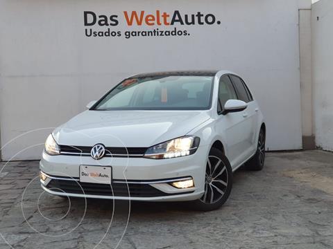 Volkswagen Golf Highline DSG usado (2019) color Blanco precio $385,000