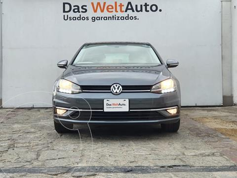 Volkswagen Golf Highline DSG usado (2019) color Gris Oscuro precio $390,000