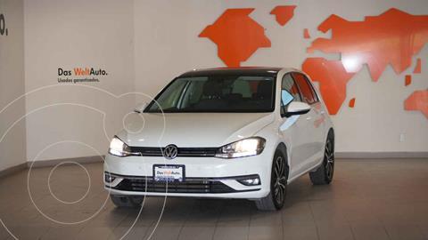 Volkswagen Golf Highline DSG usado (2020) color Blanco precio $409,500