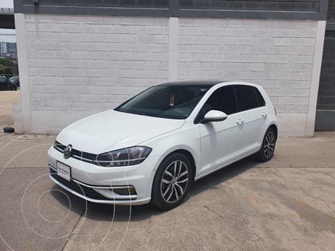 Volkswagen Golf Highline DSG usado (2018) color Blanco precio $340,000