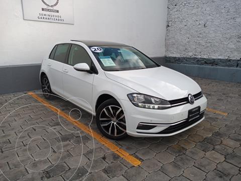 Volkswagen Golf Highline DSG usado (2020) color Blanco precio $399,900