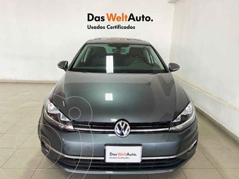 Volkswagen Golf Highline DSG usado (2019) color Gris precio $384,802