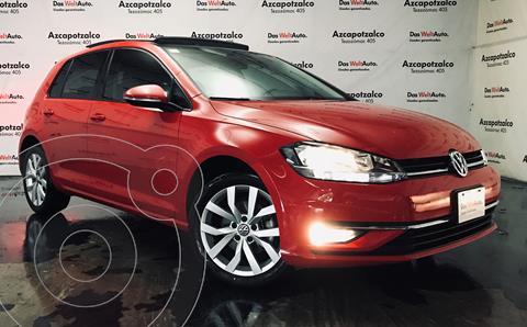 Volkswagen Golf Comfortline DSG usado (2019) color Rojo Tornado precio $359,990