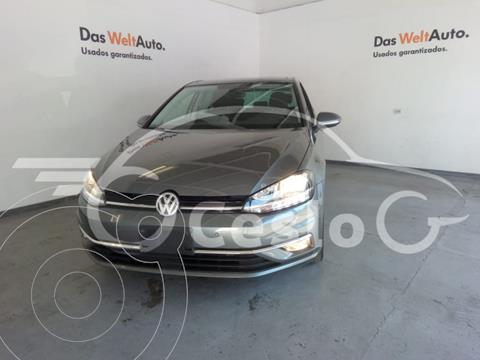 Volkswagen Golf HIGHLINE 1.4 L4 150HP DSG usado (2019) color Gris Platino precio $385,000