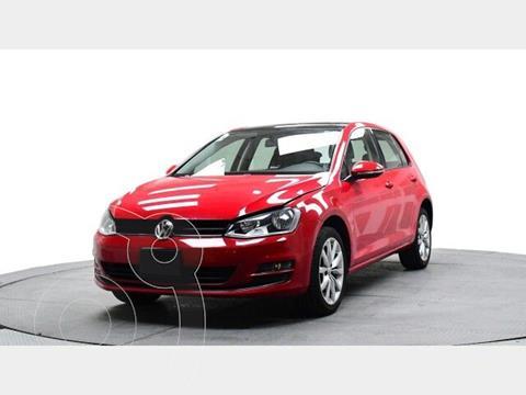 Volkswagen Golf Comfortline usado (2016) color Rojo precio $261,300