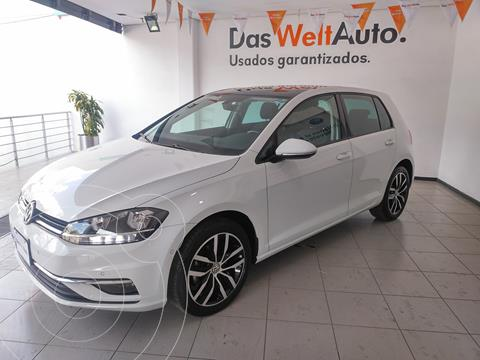 Volkswagen Golf Highline DSG usado (2019) color Blanco precio $375,000