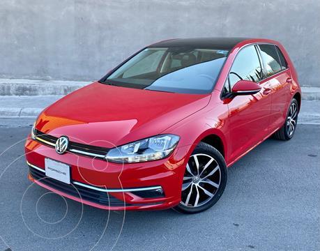 foto Volkswagen Golf Highline DSG usado (2019) color Rojo precio $395,000