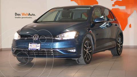 Volkswagen Golf Highline DSG usado (2019) color Azul precio $370,000