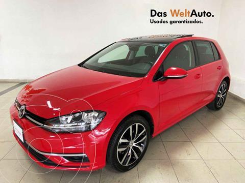 Volkswagen Golf Highline DSG usado (2019) color Rojo precio $375,548