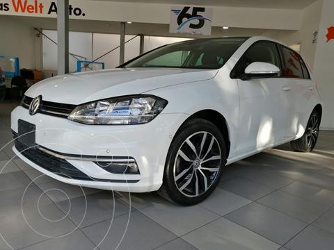 Volkswagen Golf HIGHLINEL4 1.4L TSI ABS BA DSG usado (2020) color Blanco Candy precio $399,500