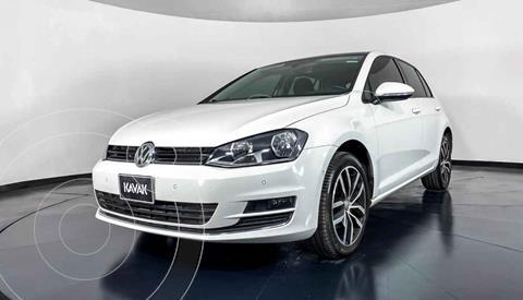 Volkswagen Golf Comfortline DSG usado (2017) color Blanco precio $259,999