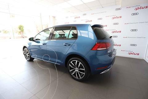 Volkswagen Golf Highline DSG usado (2019) color Azul precio $399,900