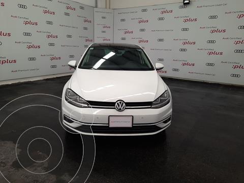 Volkswagen Golf Highline DSG usado (2019) color Blanco precio $395,000