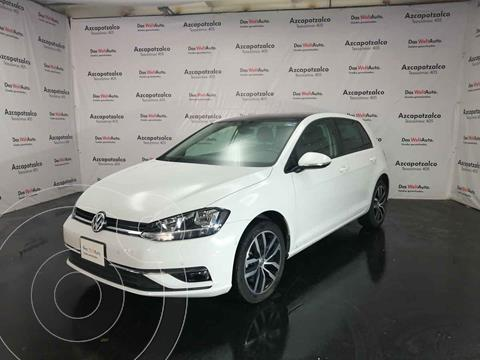 Volkswagen Golf Highline DSG usado (2019) color Blanco precio $374,990