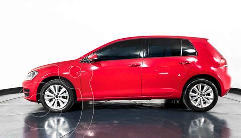 Volkswagen Golf Comfortline DSG usado (2015) color Rojo precio $244,999