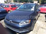 Foto venta Auto Seminuevo Volkswagen Golf Trendline 2.0L  (2016) color Azul Noche precio $295,000