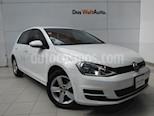 Foto venta Auto usado Volkswagen Golf Trendline (2016) color Blanco precio $220,000