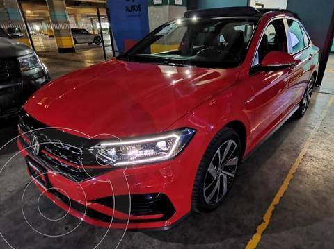 Volkswagen Jetta GLI 2.0T DSG usado (2019) color Rojo precio $520,000