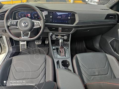Volkswagen Jetta GLI 2.0T DSG  usado (2020) color Blanco precio $540,000
