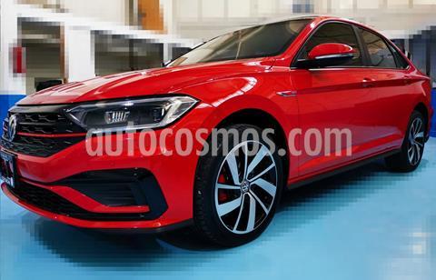 Volkswagen Jetta GLI 2.0T DSG  usado (2020) color Rojo Tornado precio $1,350,000