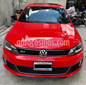 Volkswagen Jetta GLI 2.0T DSG usado (2013) color Rojo Tornado precio $195,000