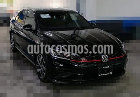 Volkswagen Jetta GLI 2.0T DSG  usado (2020) color Negro precio $1,350,000