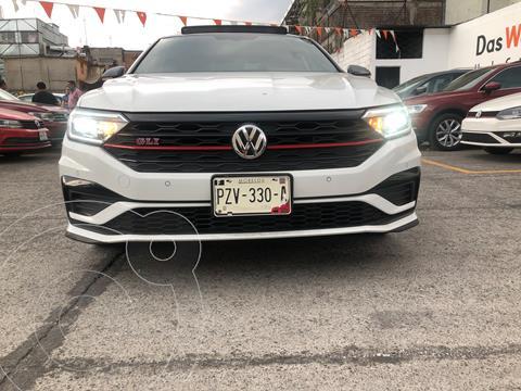 Volkswagen Jetta GLI 2.0T DSG Edicion Aniversario usado (2019) color Blanco financiado en mensualidades(enganche $25,000 mensualidades desde $12,939)