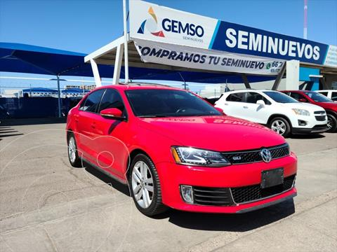 Volkswagen Jetta GLI DSG usado (2013) color Rojo precio $185,000