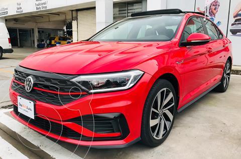 Volkswagen Jetta GLI 2.0T DSG usado (2019) color Rojo Tornado financiado en mensualidades(enganche $106,000 mensualidades desde $10,846)