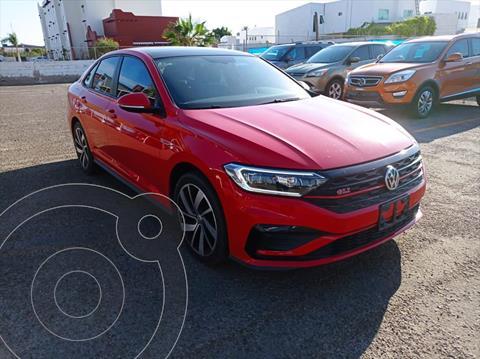 Volkswagen Jetta GLI GLI usado (2020) color Rojo precio $465,000