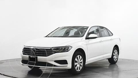 Volkswagen Jetta Trendline usado (2019) color Blanco precio $306,500
