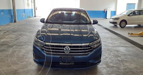 Volkswagen Jetta Comfortline Tiptronic usado (2019) color Azul precio $269,900