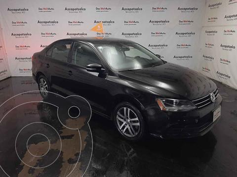 Volkswagen Jetta Trendline Tiptronic usado (2017) color Negro precio $229,990