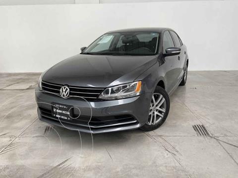Volkswagen Jetta Trendline usado (2016) color Gris precio $199,000