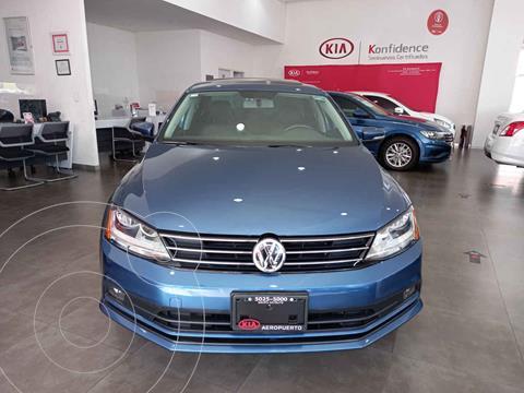 Volkswagen Jetta Sportline Tiptronic usado (2018) color Azul precio $254,000