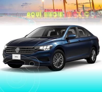 OfertaVolkswagen Jetta Comfortline  nuevo color Azul precio $396,506