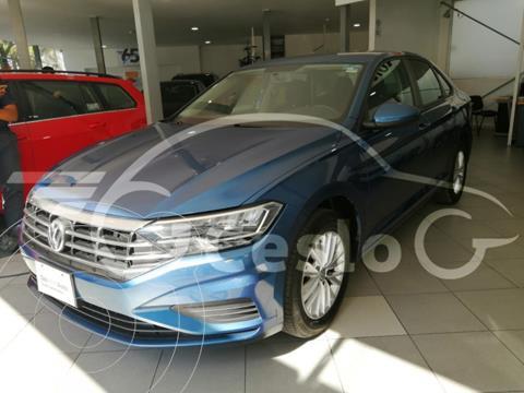 Volkswagen Jetta R-LINE 1.4L 150HP TIP usado (2019) color Gris Platino precio $359,500