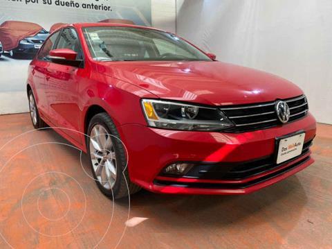 Volkswagen Jetta Comfortline Tiptronic usado (2015) color Rojo precio $187,000