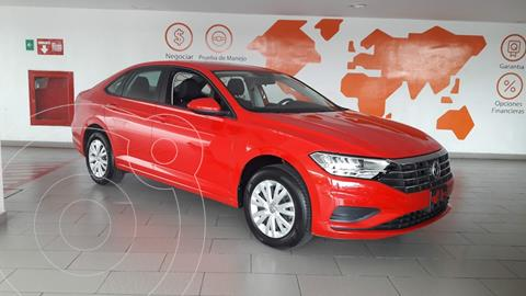 Volkswagen Jetta STARLINE TIPTRONIC usado (2020) color Rojo Tornado precio $340,000