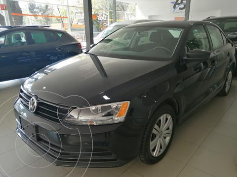 Volkswagen Jetta 2.0L TIP 4L 115 HP usado (2018) color Negro precio $219,500