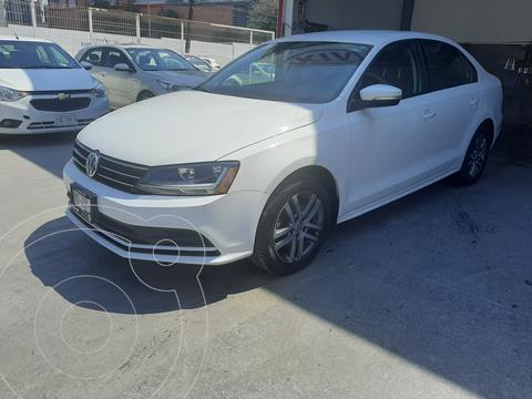 Volkswagen Jetta Trendline usado (2017) color Blanco precio $230,000