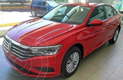 Volkswagen Jetta Comfortline Tiptronic nuevo color Rojo Tornado precio $416,990