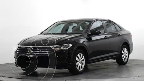 Volkswagen Jetta Trendline usado (2019) color Negro precio $289,747