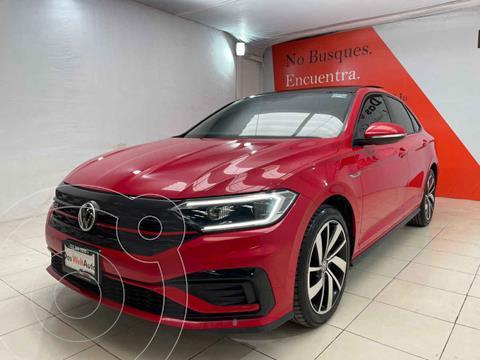 Volkswagen Jetta GLi Aut usado (2020) color Rojo precio $516,000