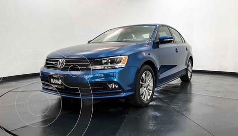 Volkswagen Jetta Comfortline Tiptronic usado (2015) color Azul precio $199,999