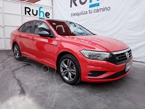 Volkswagen Jetta R-Line usado (2019) color Rojo precio $710,000