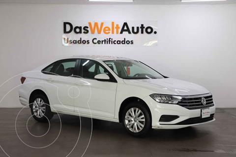Volkswagen Jetta Startline Tiptronic usado (2020) color Blanco precio $320,000