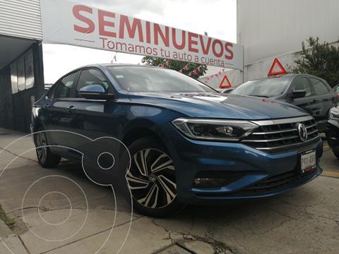 Volkswagen Jetta Highline Tiptronic usado (2019) color Azul precio $375,800