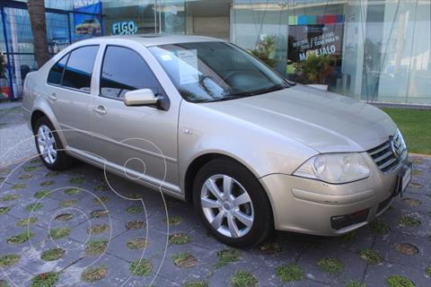 Volkswagen Jetta TDI 1.9 usado (2008) color Champagne precio $98,900