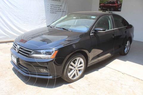 Volkswagen Jetta Sportline Tiptronic usado (2018) color Negro precio $265,000
